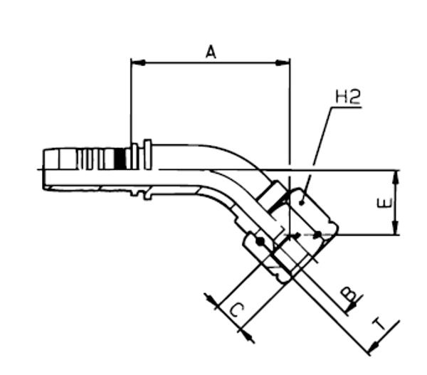 Bild för kategori JIC inv 45 nippel MF2000