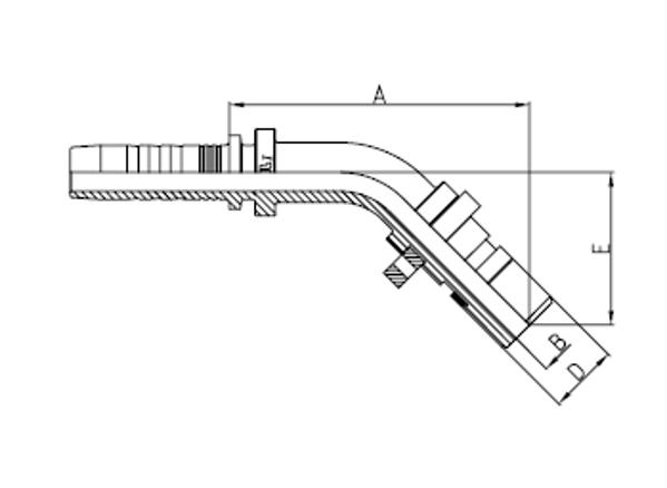 Bild för kategori WEO 45 anslutning MF2000