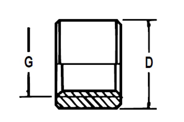 Bild för kategori Svetsmuff BSP inv