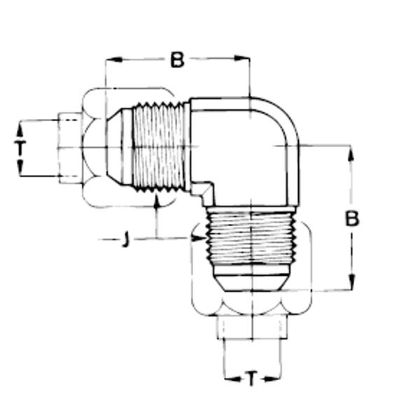 Bild för kategori JIC vinkelskarv