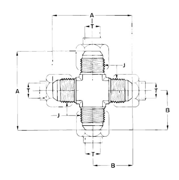 Bild för kategori JIC korsskarv