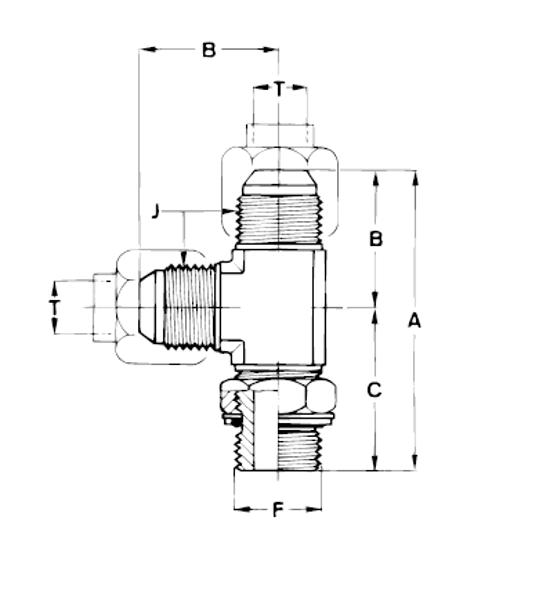 Bild för kategori JIC L-adapter utv /BSP ställbar