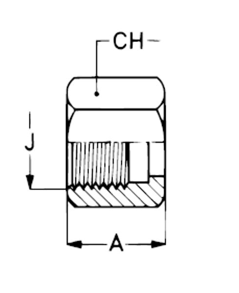 Bild för kategori JIC mutter