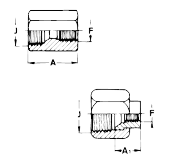 Bild för kategori Testanslutning JIC