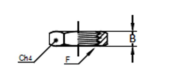 Bild för kategori ORFS kontramutter