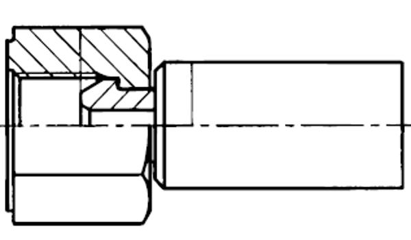 Bild för kategori Nippel inv BSP 2w