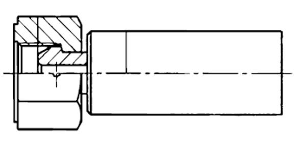 Bild för kategori Nippel inv BSP 4 spiral termoplast