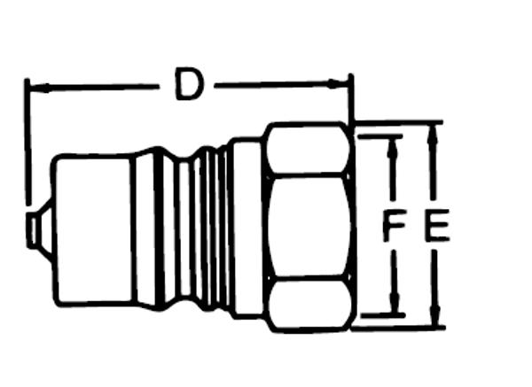 Bild för kategori Hansen hane HK-serie