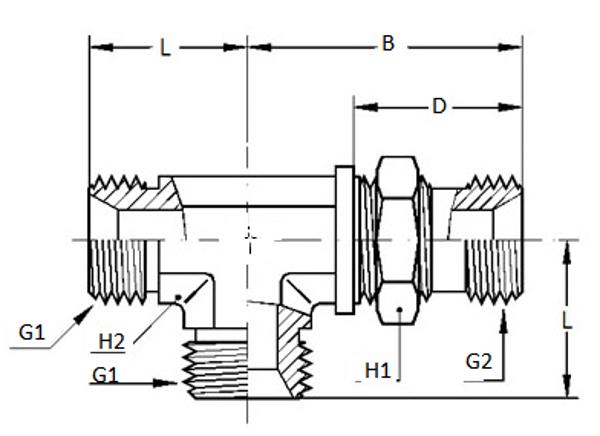 Bild för kategori L-skottadapter BSP