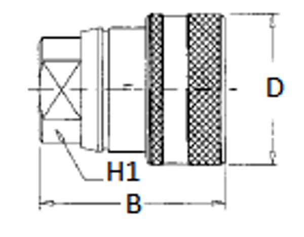 Bild för kategori Faster serie VF Hondel bromskoppling