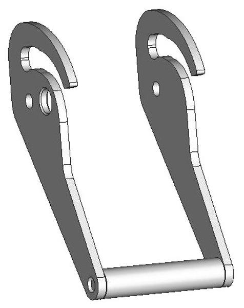 Bild för kategori Multifaster LP handtag