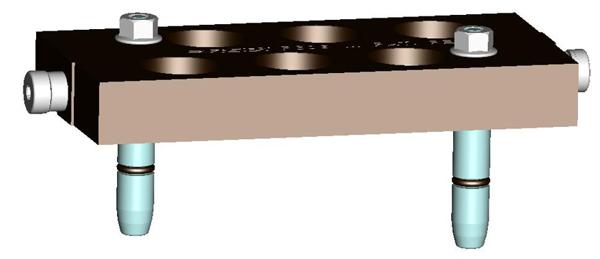 Bild för kategori Multifaster P-M, PB-M hanplatta