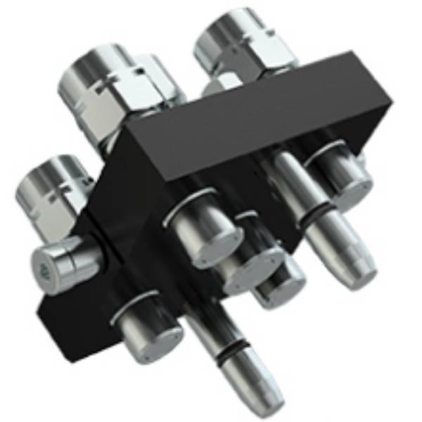 Bild på Multifaster 2P506-1-4-38G M