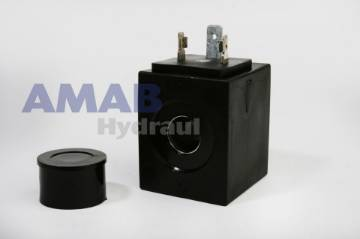 Bild på S8-356 Magnetspole 12VDC 20W