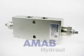 Bild på Overcenter stål D G1/2 350 bar