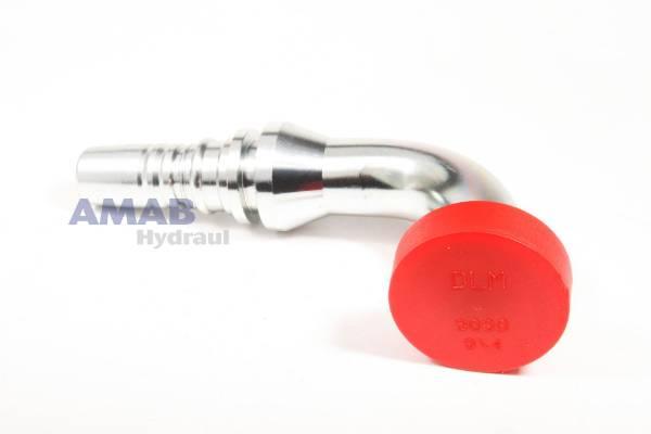 Bild för kategori Fläns 90 3000 psi Interlock Plus