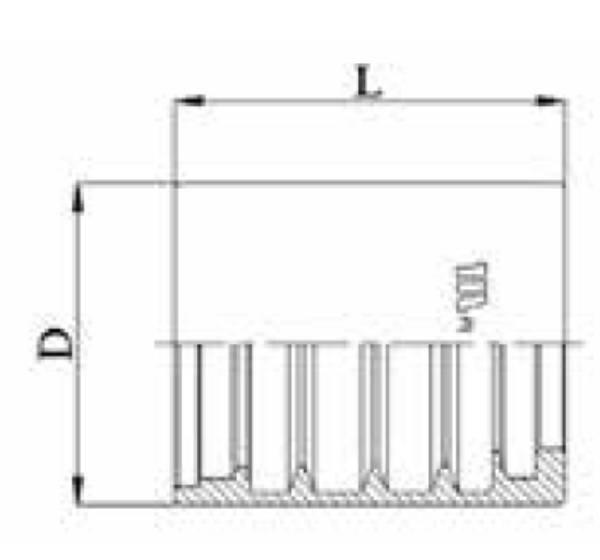 Bild för kategori Hylsa Spiralfit 4 wire