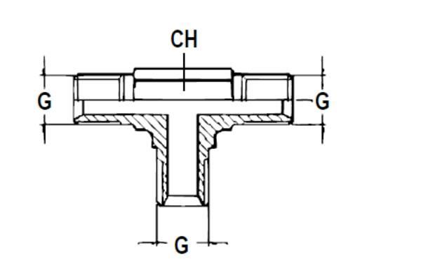 Bild för kategori T-adapter BSP utv