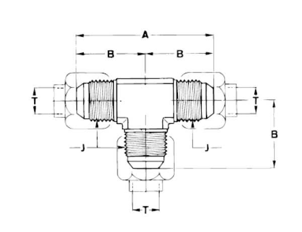 Bild för kategori JIC T-skarv
