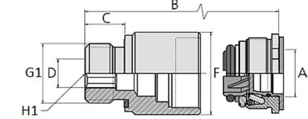 Bild för kategori WEO hondel/ utv BSP insex