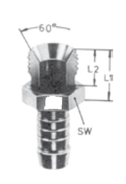 Bild för kategori Lågtryck utv metrisk serie S