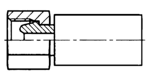 Bild för kategori Nippel inv metrisk DKL 1w