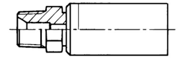 Bild för kategori Nippel unv NPTF 2w