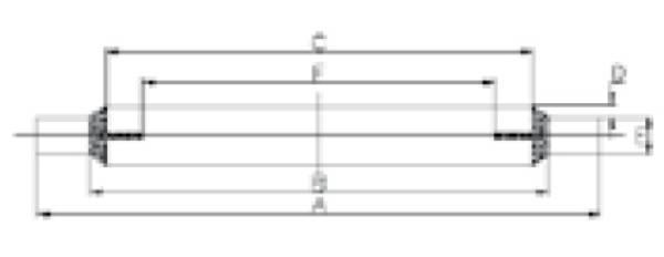 Bild för kategori Tredo tätning Metrisk centrering