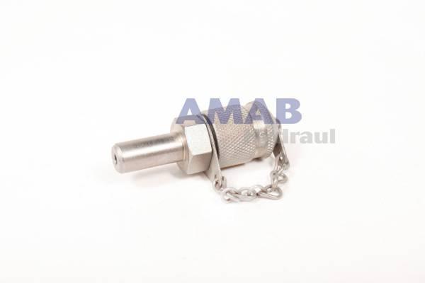 Bild för kategori Mätnippel med rörstuds metallskydd