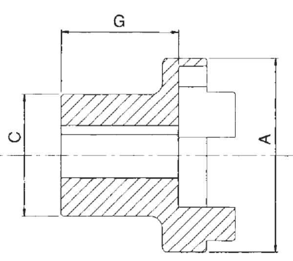 Bild för kategori Axelkoppling motordel