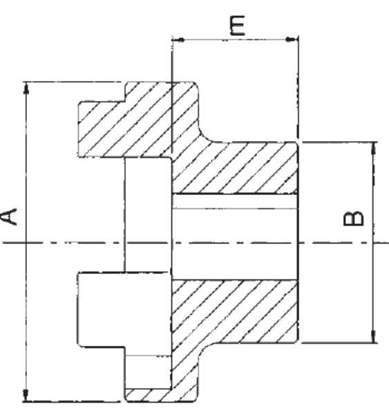 Bild för kategori Axelkoppling pumpdel