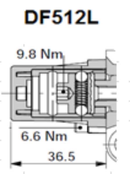 Bild för kategori Walvoil SD5 riktningsventil tillbehör/reservdelar