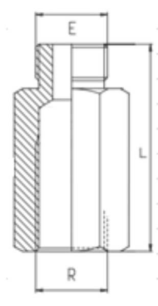 Bild för kategori Rexroth ventilhus slangbrottsventil
