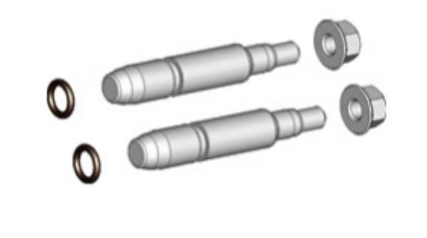 Bild för kategori Multifaster GP styrpinne