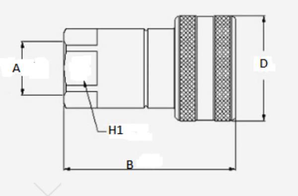 Bild på HNV 12 GAS F5/MS Hondel ISO B