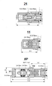 Bild på Lägesspärr typ 21 /SD11,NV480
