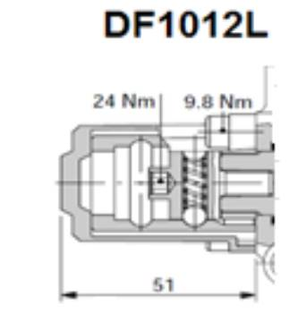 Bild på DF10 Lägeskontroll 12L
