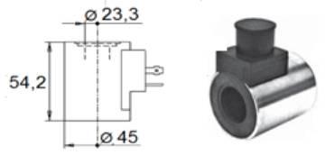 Bild på NG6 Magnet AD.3-205VDC