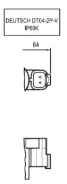 Bild på D36 Magnet 24VDC Deutsch V