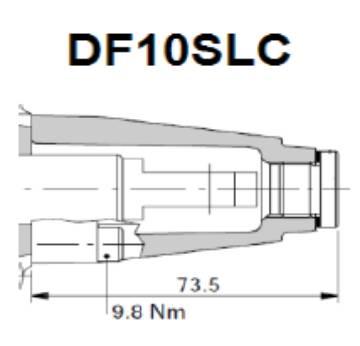 Bild på Konsoll DF10/SD 11 typ SLC