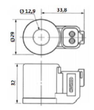 Bild på Magnet (WK06)-12VDC