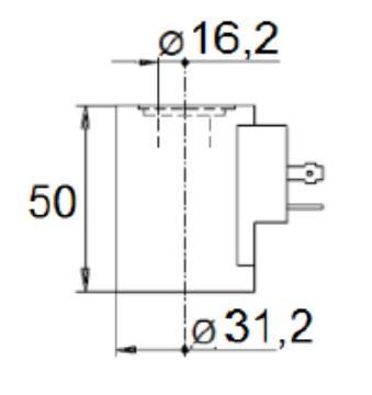 Bild på Magnet (WSE/2SV5)-24VDC