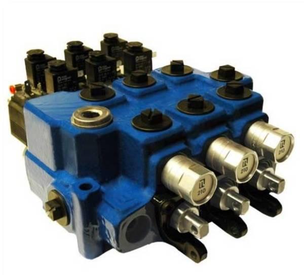 Bild för kategori Nordhydraulic RM270 riktningsventil